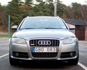 Audi - A4 - 2.0 TS 220 hp | Jun 5, 2016