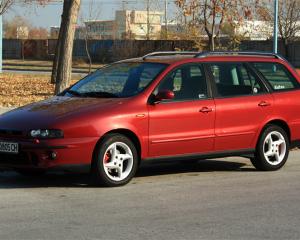 Fiat - Marea Weekend - HLX 1.9 JTD 105 | 23 Jun 2013