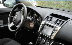 Mazda - 6   Jun 16, 2016