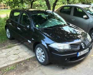 Renault - Megane   23 Jun 2016