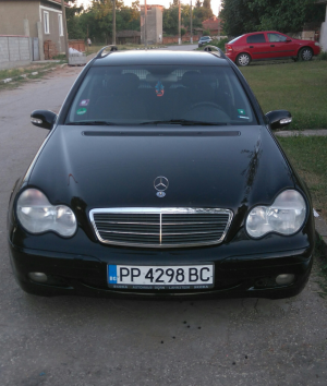 Mercedes-Benz - C-Klasse | Jul 14, 2016