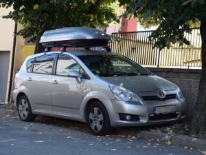 Toyota - Corolla Verso | Jul 23, 2016