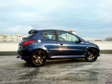 Peugeot - 206 - XS | Jun 23, 2013