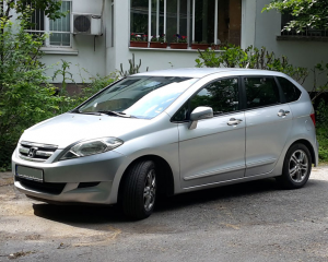 Honda - FR-V | 3 Aug 2016
