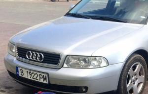 Audi - A4 - Avant | 9 Aug 2016