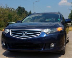 Honda Accord Tourer, 2.0i Elegance AT, CW1, R20A3
