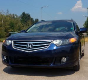 Honda - Accord - Tourer, 2.0i Elegance AT, CW1, R20A3 | 18 Aug 2016