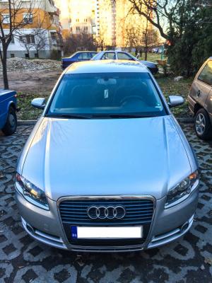 Audi - A4 - B7 | 2016. aug. 18.