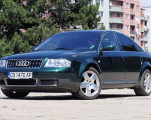 Audi - A6 - 4.2   25 Aug 2016