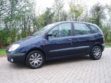Renault - Scenic - RXE | 7.10.2016 г.