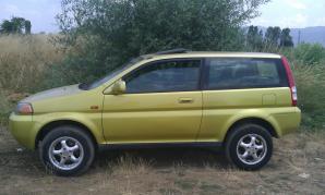 Honda - HR-V - doors-3, 4х4 | 23.06.2013 г.
