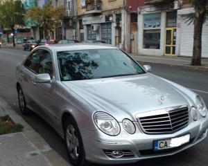 Mercedes-Benz - E-Klasse - E280 CDI 4MATIC | 19 Oct 2016