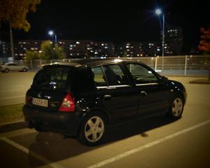 Renault - Clio - 1.5 DCI 65   19 Oct 2016