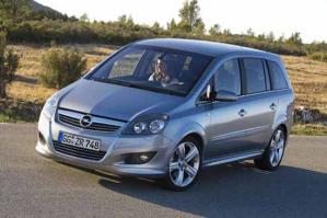 Opel - Zafira - Zafira 1.8i | 23 Jun 2013