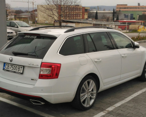 Škoda - Octavia - vRS | 28 Nov 2016