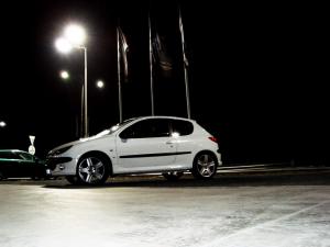 Peugeot - 206 - S16   23 Jun 2013