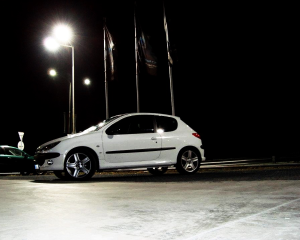 Peugeot - 206 - S16 | 23 Jun 2013