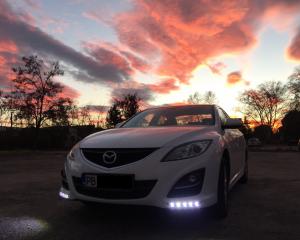 Mazda - 6 | 10.12.2016 г.