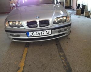 BMW - 3er - е46 318i | 16 Dec 2016