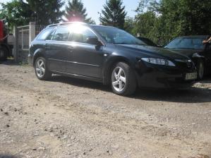 Mazda - 6 - Sport Combi 2,0  | 23 Jun 2013