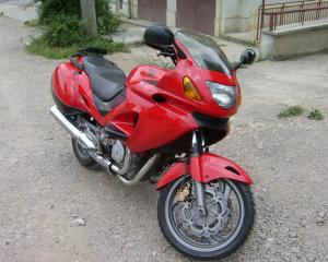 Honda - Ntv - 650 Deauville | 23 Jun 2013