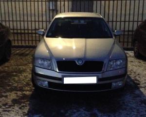 Škoda - Octavia   2 Jan 2017