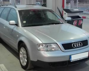 Audi - A6 - 1.8T | 12.01.2017 г.