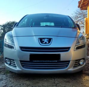 Peugeot - 5008 | 13.01.2017 г.