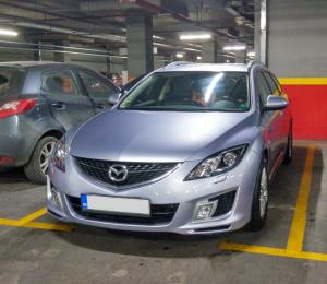 Mazda - 6 - GH | 30 Jan 2017