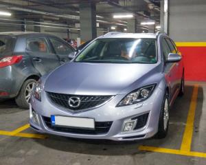 Mazda - 6 - GH   30 Jan 2017