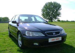 Honda - Accord - 1.8iS | 23 Jun 2013