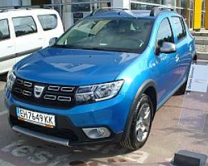 Dacia - Sandero - Stepway | 2017. márc. 2.