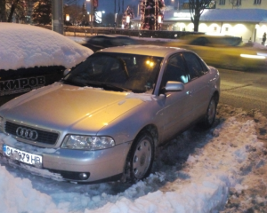 Audi - A4 - AFN | 26.03.2017 г.