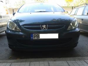 Peugeot - 307   23 Jun 2013