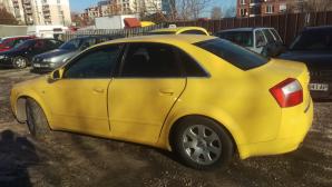 Audi - A4 | 30 Mar 2017