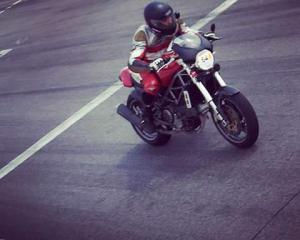 Ducati - Monster - S4 | Apr 3, 2017