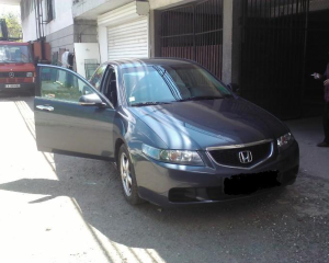 Honda - Accord - i-CTDi Sport | 23 Jun 2013