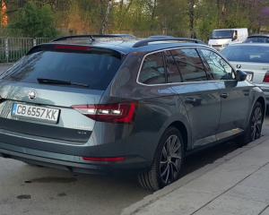 Škoda - Superb - 3- 2.0Tdi 190HP DSG 4x4 | 12 Apr 2017