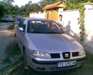 Seat - Cordoba - 1.4 MPI | 23 Jun 2013