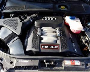 Audi - A6 - 4.2 Avant | 2017. ápr. 25.