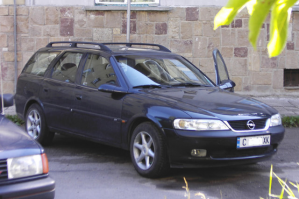 Opel - Vectra - 2.0 16V | 23 Jun 2013