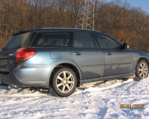 Subaru - Legacy | 23 Jun 2013