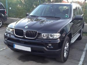BMW - X5 - E53 Facelift | 23 Jun 2013