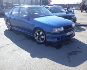 Opel - Vectra - 2.0 8v   23 Jun 2013
