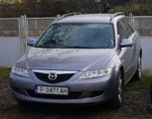 Mazda - 6 - Combi   23 Jun 2013