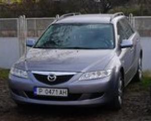 Mazda - 6 - Combi | 23 Jun 2013