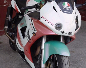 Honda - Vtr - 1000F  | 23 Jun 2013