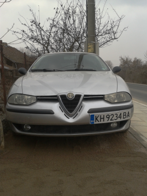 Alfa Romeo - Alfa 156 - Sportwagon | 23 Jun 2013