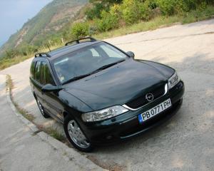 Opel - Vectra - Caravan CDX | 23 Jun 2013