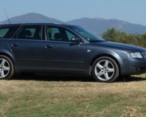 Audi - A4 - S-line | 23 Jun 2013